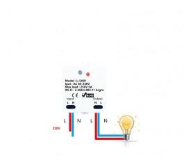 Releu WiFi inteligent 5A...