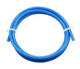 Tub teflon albastru 1m pt....