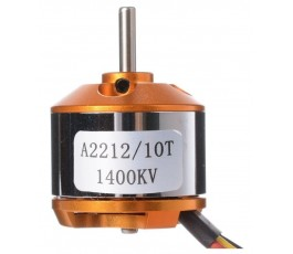 Motor brushless 1400KV...