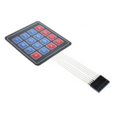 Tastatura flexibila 4x4 cu...