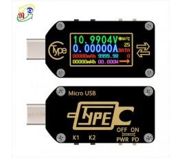 Tester USB tip C RD TC66C...