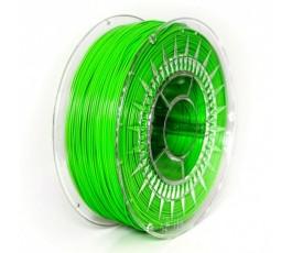 Filament ABS+ verde deschis...