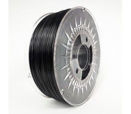 Filament ABS+ negru 1.75mm,...