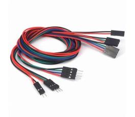 Cablu 4 pin 70cm, mama tata