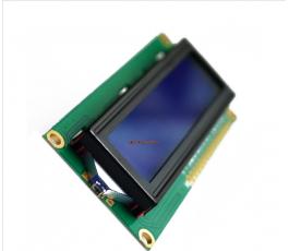Ecran LCD 1602 (16x2) albastru