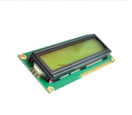 Ecran LCD 1602 (16x2) verde