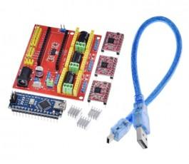 Kit shield CNC V4, Nano V3...