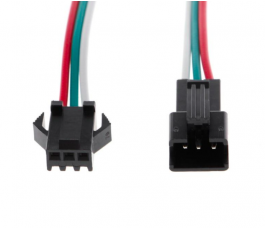 Cablu SM JST 3 pini, mufa...