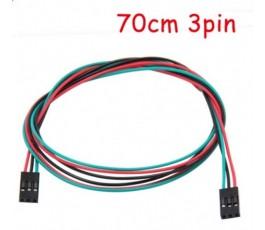Cablu 3pin, 70cm, mama mama...