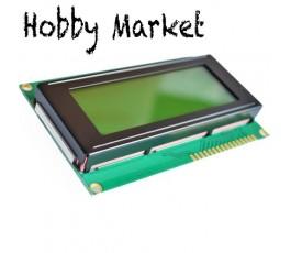 Ecran LCD 2004 (20x4) verde