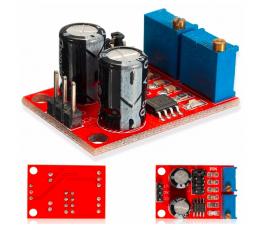 Generator de puls NE555 cu...