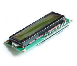 Ecran LCD 1602 (16x2) verde...