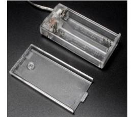 Suport transparent baterii...