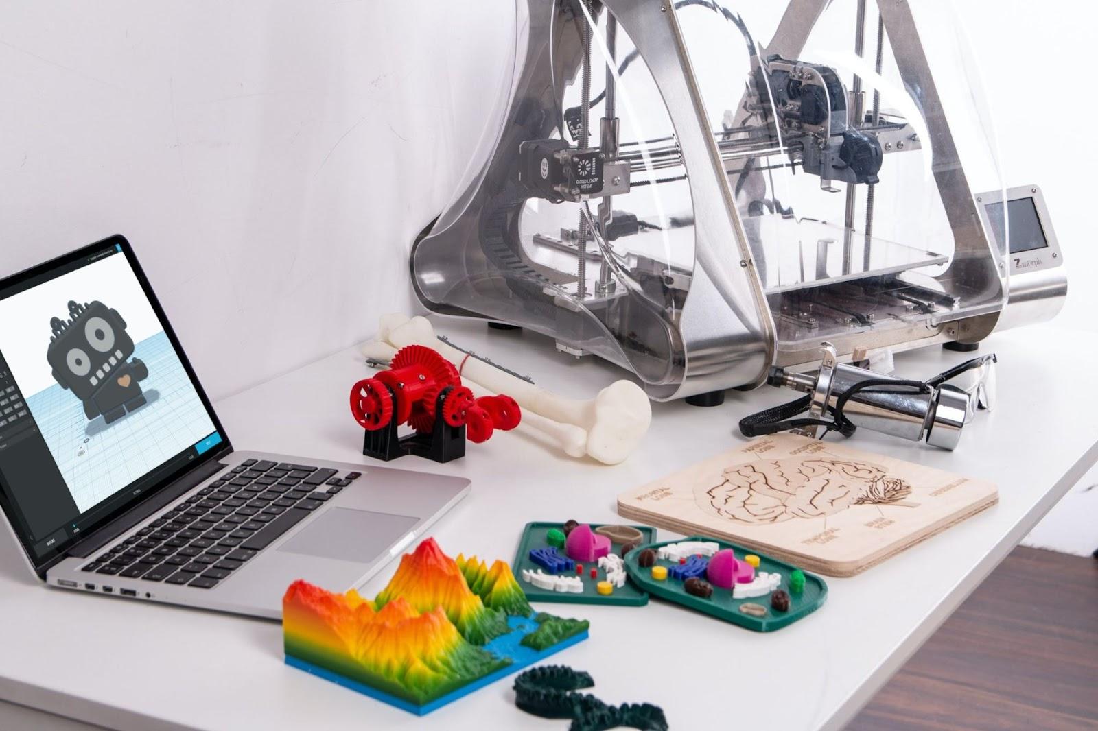 Ce este o imprimanta 3D - hobbymarket.ro